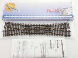 Tillig 85391 Doppelkreuzungsweiche DKW H0-Elite Baeseler TOP OVP ST