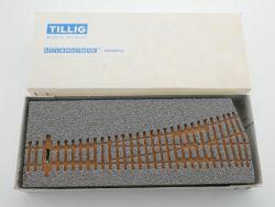 Tillig 86562 Styrostone 4x Gleis-Bettung hell Weiche links OVP