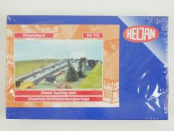Heljan 112 Diesellok-Großbetankungsanlage Dieseldepot H0 NEU OVP