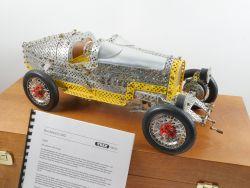 Trix 86052 Bugatti Metallbaukasten Holzkiste nur 333x! OVP