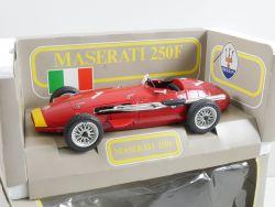 Polistil TG20 Maserati 250F Diecast Modellauto 1:16 rar OVP
