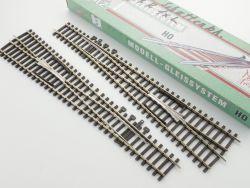 Pilz 82340 Weichenpaar 7,5° H0-Standard Tillig 82342 82341 OVP ST