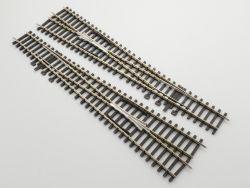 Pilz 82340 Weichenpaar 7,5° H0-Standard Tillig 82342 82341 ST