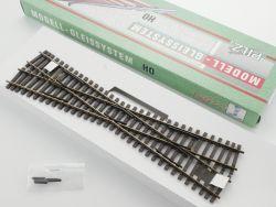 Pilz/Tillig 85160 Kreuzung 15 Grad Gleis Schiene H0-Elite NEU OVP