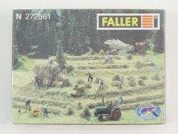 Faller 272561 Heuernte Bausatz Landschaftsbau Sealed Spur N OVP