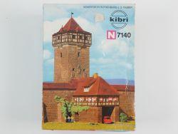 Kibri B-7140 Rödertor Rothenburg Tauber Spur N Bausatz NEU! OVP