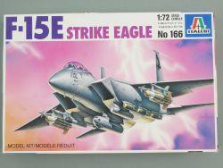 Italeri 166 F-15E Strike Eagle Kampfflugzeug Düsenjäger 1:72 OVP