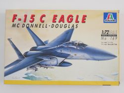 Italeri 169 F-15 C Eagle Mc Donnell-Douglas Düsenjäger 1:72 OVP