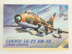 Italeri 052 Sukhoi Su-22 UM-3K Strike Fighter Düsenjäger TOP OVP
