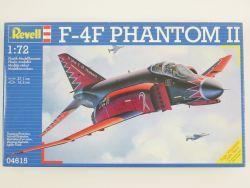 Revell 04615 F-4F Phantom II 2 Kampfflugzeug Jet 1:72 wie NE OVP