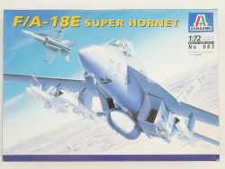 Italeri 083 F/A-18E Super Hornet Kampfflugzeug KIT 1:72 TOP  OVP