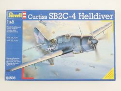 Revell 04506 Curtiss SB2C-4 Helldiver US NAVY KIT 1:48 TOP! OVP