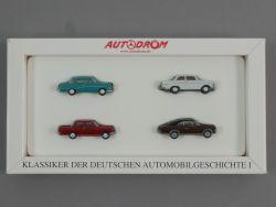 Wiking 99057 Autodrom Klassiker der Dt. Automobilgeschichte OVP
