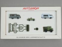 Wiking 99036 Autodrom Klassiker der Landwirtschaft II NEU! OVP