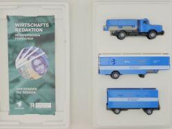 Wiking 99015 Set Bayerischer Rundfunk Wirtschaftsredaktion BR OVP