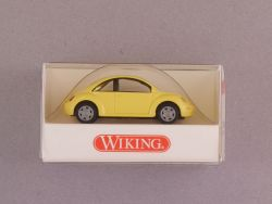 Wiking 0351224 VW Volkswagen New Beetle hellgelb 1/87 H0 NEU OVP