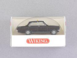 Wiking 8000328 Opel Rekord A Taxi schwarz PKW 1:87 NEU! OVP