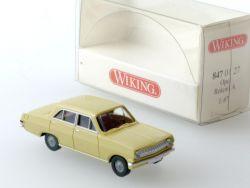 Wiking 8470127 Opel Rekord A Modellauto Oldtimer 1:87 NEU! OVP