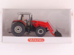 Wiking 3854033 Massey Ferguson MF 8280 Traktor Frontlader NEU!OVP