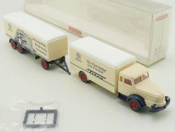 Wiking 8913941 Krupp Titan Koffer-HZ Fernlaster von Format NEU! OVP