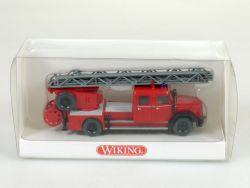 Wiking 8623839 Magirus DL 25 h Feuerwehr Drehleiter NEU! OVP