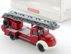 Wiking 8623939 Magirus DL 25h Feuerwehr Drehleiter 1:87 NEU OVP