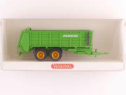 Wiking 3880227 Joskin Universalstreuer-Anhänger f Traktor NEU OVP