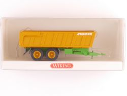Wiking 3880426 Joskin Muldenkipper Anhänger für Traktor NEU! OVP