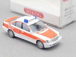 Wiking 6010629 Mercedes Benz E Klasse Feuerwehr 112 1:87 NEU OVP