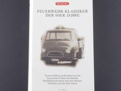 Wiking 9902544 Feuerwehr-Klassiker der 60er Jahre Set 1:87 OVP