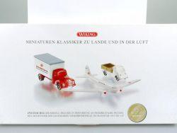 Wiking 9903052 Miniaturen-Klassiker zu Lande und in der Luft OVP