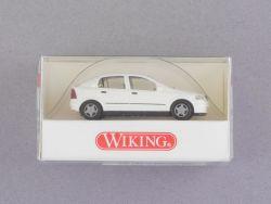 Wiking 0850122 Opel Astra LimousiNEU weiß PKW 1:87 NEU! OVP