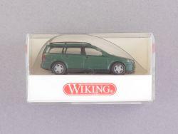 Wiking 0860123 Opel Astra G Caravan grün PKW 1:87 NEU! OVP