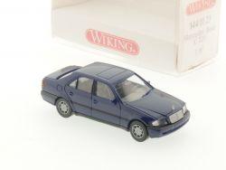 Wiking 1440123 Mercedes MB C 220 W 202 blau H0 NEU! OVP