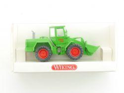 Wiking 6510124 Liebherr Radlader WiMo Baumaschine NEU OVP