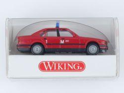 Wiking 6000322 BMW 520i Feuerwehr ELW 1:87 NEU! OVP