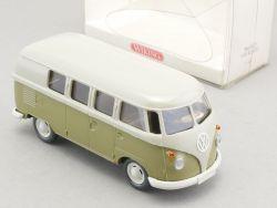 Wiking 7660135 VW T1 Bulli Bus Fahrer-Figur 1:40 NEU OVP
