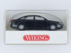Wiking 1240122 Audi A6 Limousine schwarz PKW 1:87 NEU! OVP