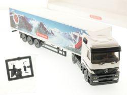 Wiking 5380844 MB Actros Victorinox Taschenmesser CH Schweiz OVP