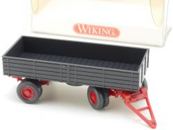 Wiking 8790313 Landwirtschaftlicher Anhänger 1:87 NEU! OVP
