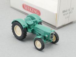 Wiking 8840128 MAN 4R3 Schlepper Traktor Trecker 1:87 NEU! OVP