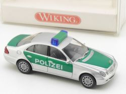 Wiking 1042029 MB Mercedes E-Klasse E320 W 211 Polizei NEU! OVP