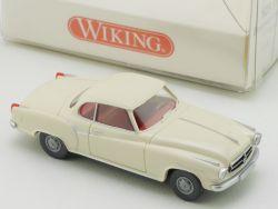 Wiking 8233924 Borgward Isabella Coupe PKW H0 1:87 NEU! OVP
