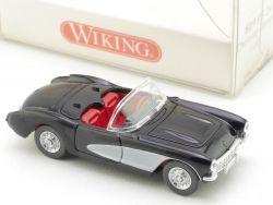 Wiking 8190324 Chevrolet Corvette Chevy Cabrio H0 1:87 NEU! OVP