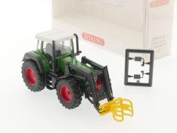 Wiking 3794031 Fendt Favorit Traktor Trecker Ballengreifer NEU! OVP