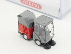 Wiking 6574029 HAKO Citymaster Kehrmaschine Reinigung NEU! OVP