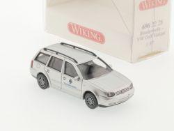 Wiking 6962228 VW Golf IV Variant Bundeswehr silber H0 NEU! OVP