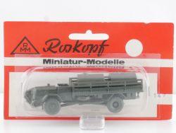 Roskopf 147 RMM Daimler Benz LKW Tankwagen BW 1:87 MOC OVP SG