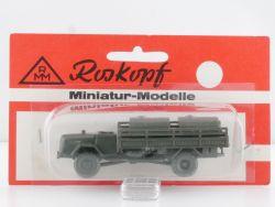 Roskopf 147 RMM Daimler Benz LKW Tankwagen BW 1:87 MOC OVP
