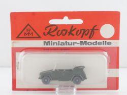 Roskopf 27 RMM VW 181 Kübelwagen Bundeswehr 1:87 MOC OVP SG